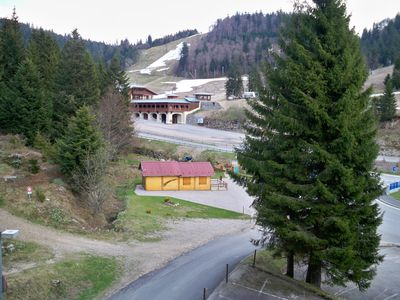 Photo for F1-rental at the foot of the slopes with nice view in La Bresse