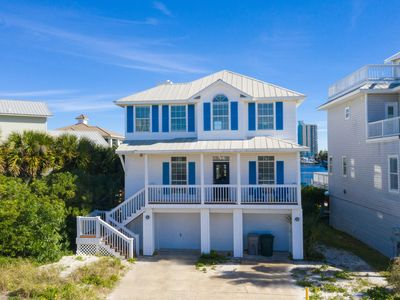Photo for Water Abounds. Home on Lafitte Cove-Boat Friendly w/Slip & Private Pool!