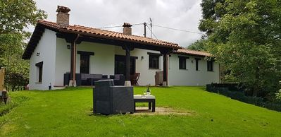 Photo for Self catering cottage La Ayalga de Meluerda for 6 people