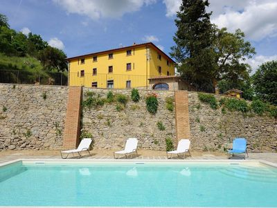 Photo for Holiday Apartment in Monte Santa Maria Tiberina with 3 bedrooms sleeps 6