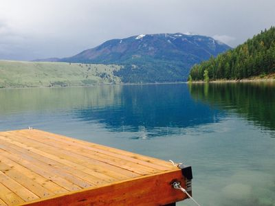 Lovely Lakefront Home on Wallowa Lake W/PrivateBoat Dock