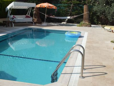 Photo for Family orientated Villa private Large  Pool  and Big  Garden  unlimetid    wifı