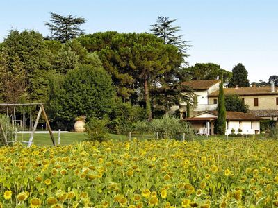 Photo for Agri-tourism Il Sole Verde, Mercatale Valdarno  in Um Siena - 6 persons, 2 bedrooms