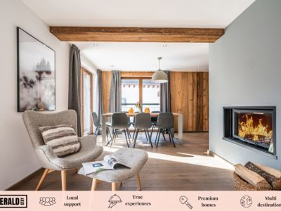 Photo for RUBY - Design apartment with fireplace