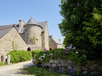 Photo for The barn of Blanche, comfortable cottage near Perros-Guirec