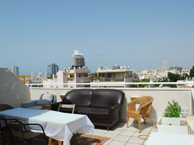 Photo for Luxury Rooftop Home In The Centre Of Tel Aviv