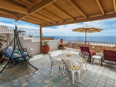 Photo for Panoramic Ocean view, everything included except food & drink, no extra fees.