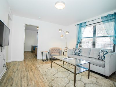 Photo for NEW LISTING! Downtown 2 bedroom/1 Bath Condo
