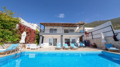 Photo for 7 Bedroom Family Villa With Seaview and Private Pool