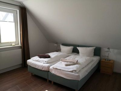 Photo for Double Room with Kitchenette (H) - Guest House & Beach Hall