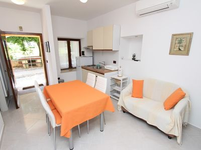 Photo for Apartment in Rovinj with Air conditioning, Parking, Terrace (523517)