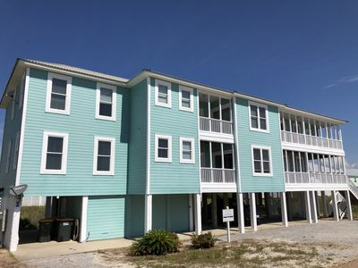 Photo for Lg Hm W/GulfViews - 60 sec. to Boardwalk, 6 Porches, Elevator, 2 pools, Tennis