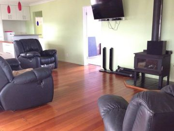 Waitarere Holiday Home for the whole Family