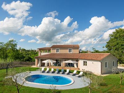 Photo for Lovely Villa Astarea, in Istria, with a Pool