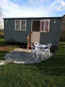 Photo for The Shepherd's Hut at Les Aulnaies