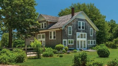 Photo for Exquisitely Renovated Barn in Bridgehampton Featuring Floor-to-Ceiling Windows, 1 Mile to Town