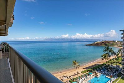 The Whaler #1056 Maui Beachfront Rentals