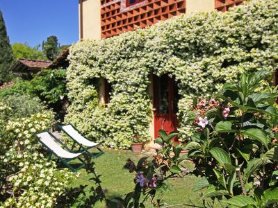 Photo for B&B inside a luxury farm-estate with pool & tennis at only 10 km from Lucca