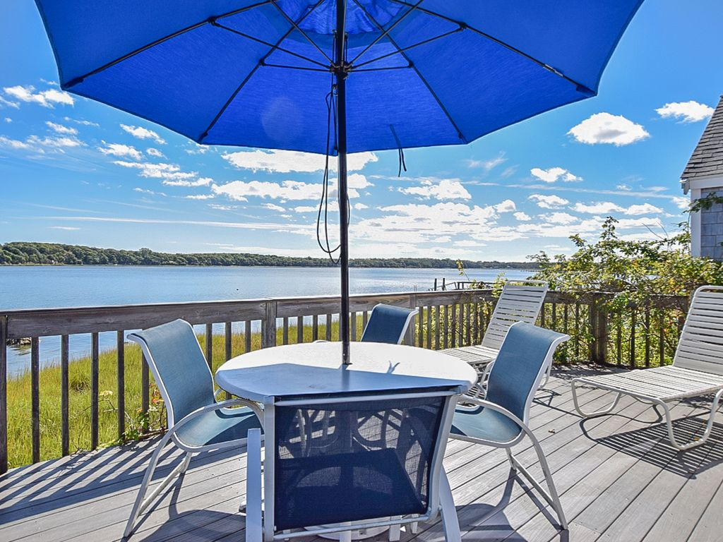 #420: As close to the water as you can get! Sweeping views! dog friendly!