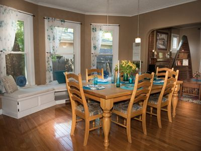 Photo for WALK TO SOUTH PEARL STREET CHARMING OLD VICTORIAN, SLEEPS 10, NEAR DU UNIVERSITY