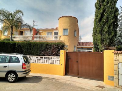 Photo for € Villa with private pool, air conditioning and wifi in Peñíscola for 6/8 per