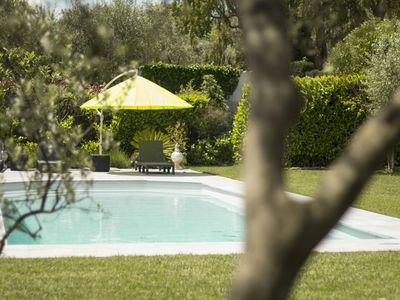 Photo for Modern villa + swimming pool for 8 people close to Valbonne Village