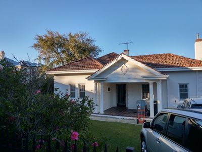 Photo for Well located charachter home in Perths most exculsive western suburbs