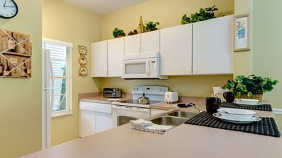 Vacation Townhome Kitchen
