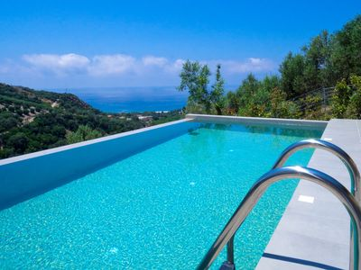 Photo for Villa Levande, a sea view 2-bedroom Villa with private pool near the beach