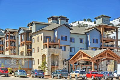 This tremendous Park City vacation rental condo will provide the perfect escape.