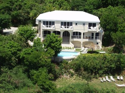 SIREN'S SONG. Private oceanfront villa on 5 acres. BOTANY BAY, gorgeous sunsets!