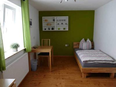 Photo for Room 7, 1. Floor, single room - accomodation Unterkochener Straße 5
