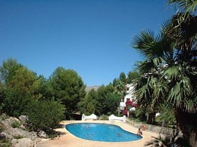 Photo for Traditional Spanish Bungalow with Views to Sea and Mountains Free Wi Fi - Sat TV