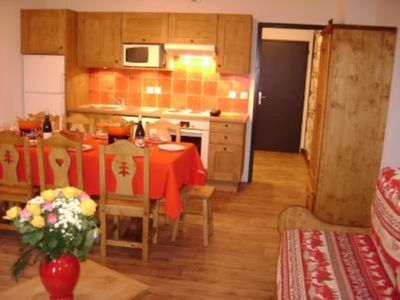 Photo for Apartment of 56 m² 10 people - resort center on the slopes.