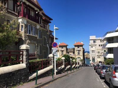 Photo for 4BR Apartment Vacation Rental in Biarritz, Nouvelle-Aquitaine