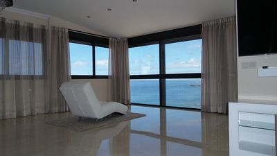Photo for Luxury Villa in Los Gigantes. Ocean front line