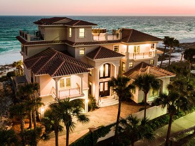 Photo for Stunning Gulf-Front Vacation Home in Destiny by the Sea w/ Huge Private Pool!