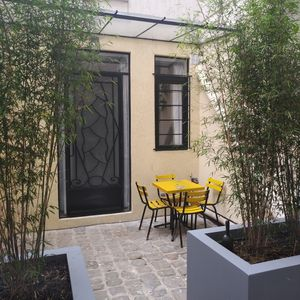 Photo for Small studio with private green courtyard