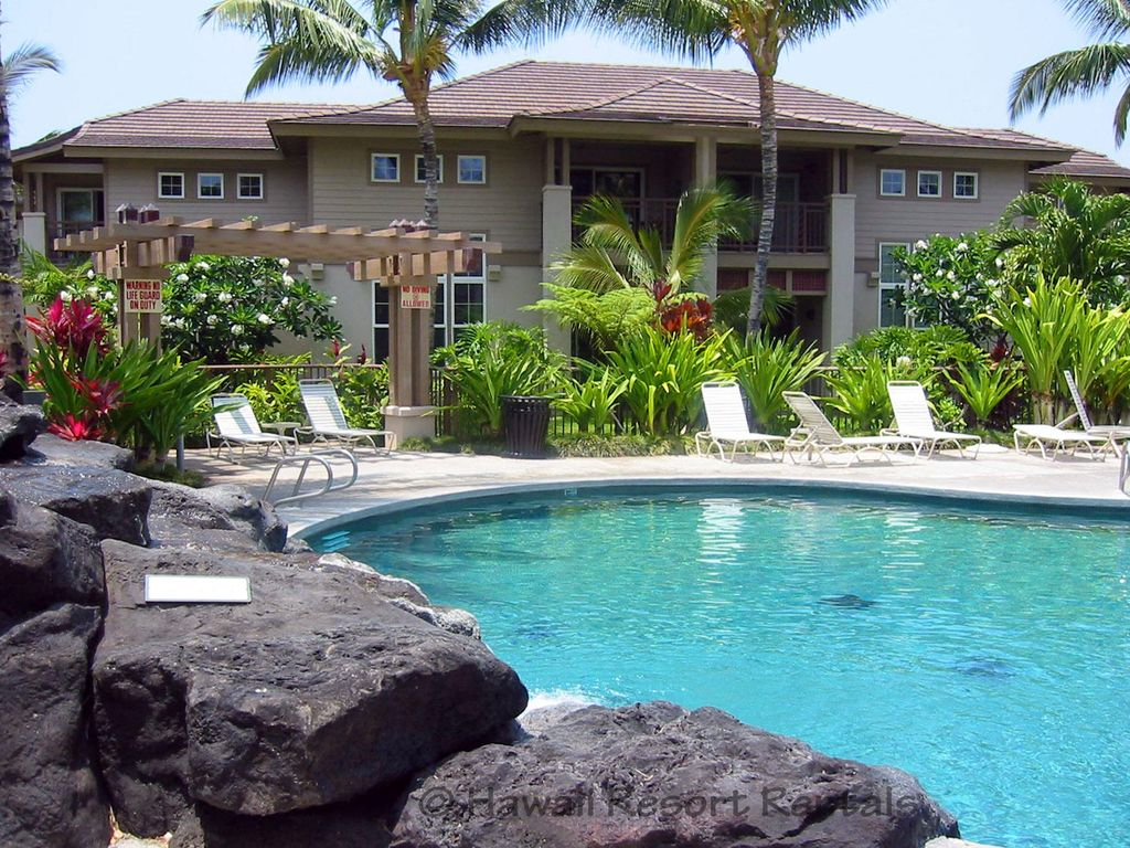 best waikoloa colony villas spot by poolwaterfallspatennis special fall rate - Cool Pools With Waterfalls In Houses