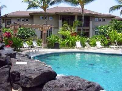 Photo for Best Waikoloa Colony Villas Spot by Pool/Waterfall/Spa/Tennis Special Fall rate!