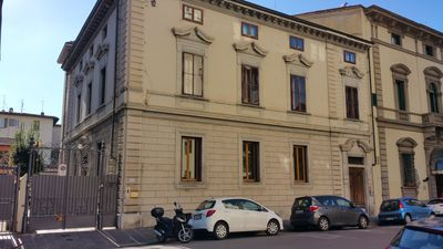 Photo for The Nest in Florence, private attic apartment with car park in central Florence