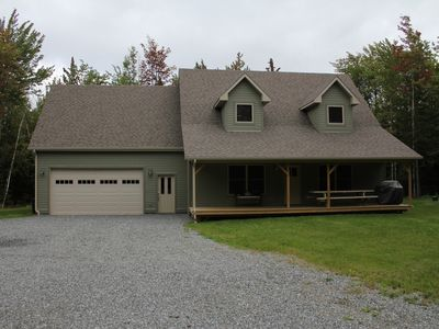 Photo for 5 Bedroom Home, Located Just Over a Mile from Jay Peak Resort. $399/nt Mid-week