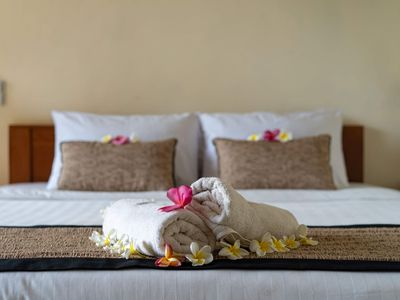 Photo for Pemuntalan Guest House with Deluxe Double Room