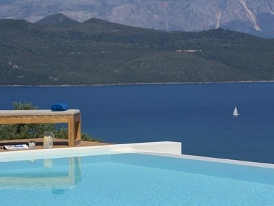Photo for 5% OFF: Brand New Luxurious Villa with breathtaking panoramic view!