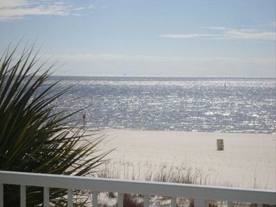 BEACH FRONT CONDO JUST STEPS FROM THE POOL AND SAND!!