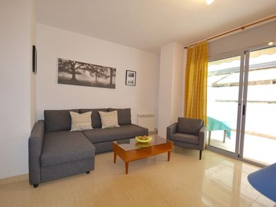 Photo for ANTONI great family apartment 1 min to beach