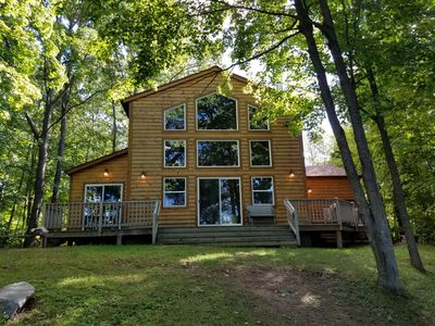 Photo for Newer Lake Home located near Turtle Lake/ Cumberland area