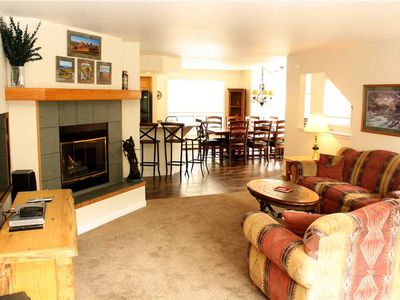 Photo for Pinecreek #I - 4 BR - Private Hot Tub - Close to Town - Shuttle to Slopes