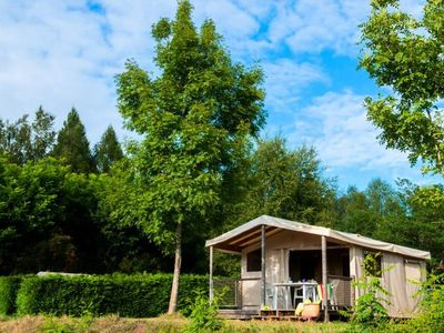Photo for Camping La Forêt du Pilat *** - Ecoluxe Tent 3 Rooms 5 People