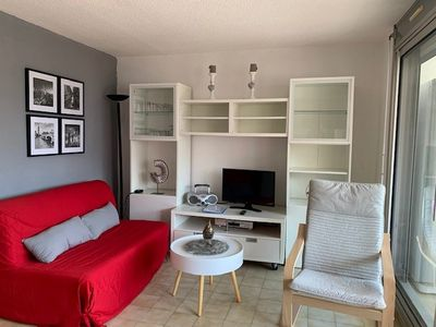 Photo for T2 CHARMER WITH TASTE, RESIDENCE WITH SWIMMING POOL AND PARKING NEAR BEACH - CAP D'AGDE- ref:...